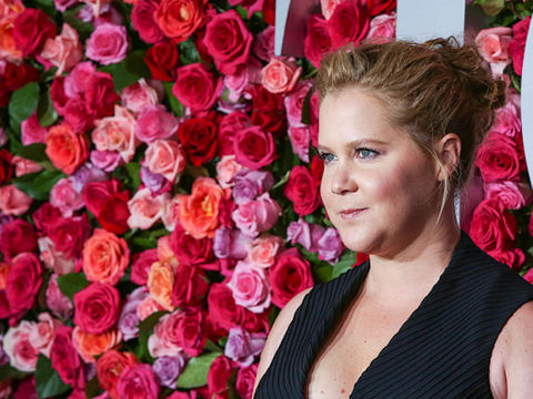 Amy Schumer Laughs Off Mom-Shamers Who Criticized Her Return to Standup