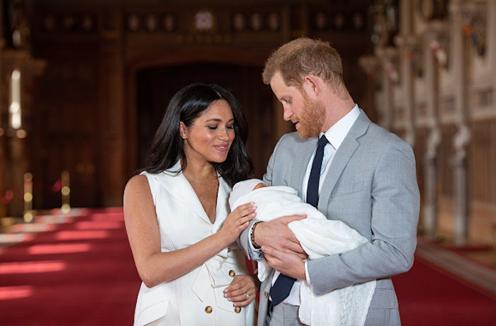 Meghan Markle & Prince Harry Introduce Baby Sussex & Reveal His Name!