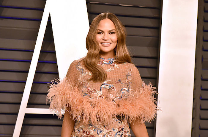 Chrissy Teigen Posts Video of Baby Miles' 'First Real Steps'