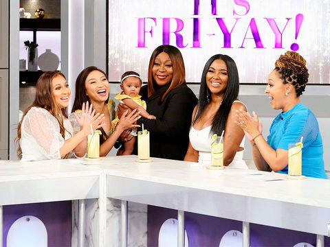 Kenya Moore Daly's Daughter Brooklyn Makes Her Television Debut
