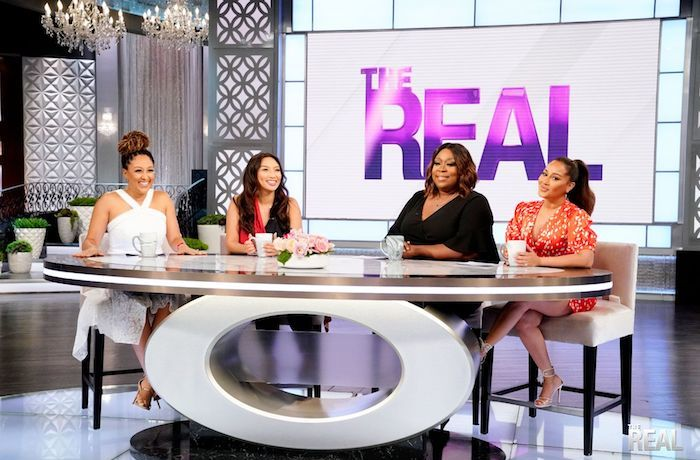 'The Real' Hosts Discuss Whether a Satisfied Man Is a Faithful Man