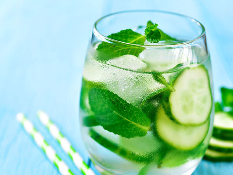 Cool Cucumber Kiwi Twist