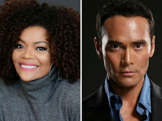 Yvette Nicole Brown, Mark Dacascos