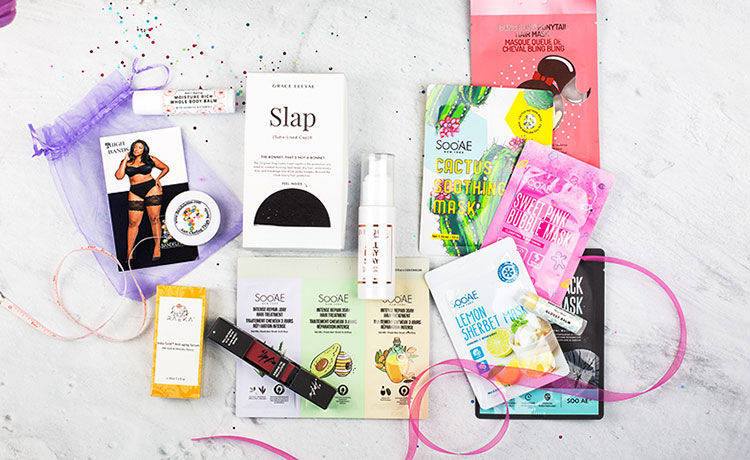 Enter for a Chance to Win The REAL Glam Box!