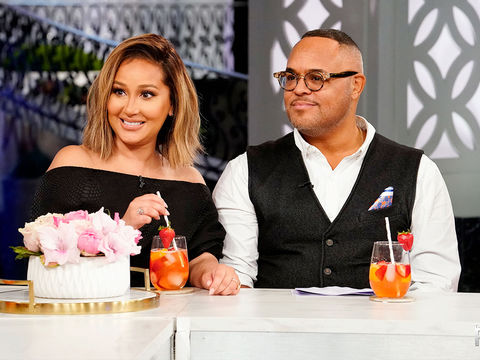 Israel Describes Kissing Adrienne For The First Time