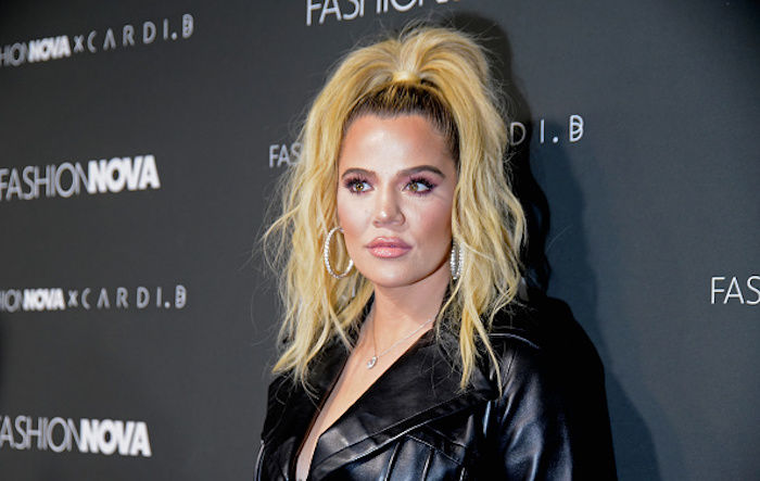 Khloé Kardashian Claps Back at Claim That Her Family Isn't Properly Social Distancing