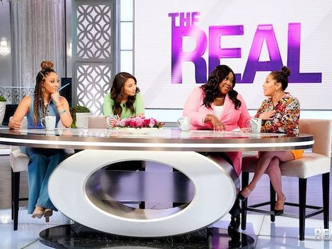 'The Real' Discusses Marital Sacrifices