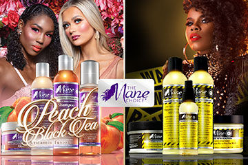 """""""The Mane Choice"""" Launches 2 New Vitamin-Infused Haircare Collections"""
