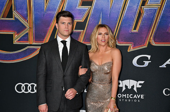 Scarlett Johansson Is Engaged!