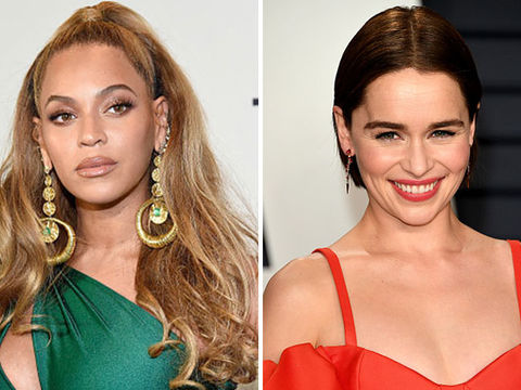 Emilia Clarke Feared How Beyoncé Would React to 'Game of Thrones'