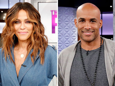 Nicole Ari Parker's Anniversary Video for Boris Kodjoe is Pretty Much Perfect