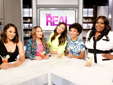 Friday on 'The Real': Logan Browning