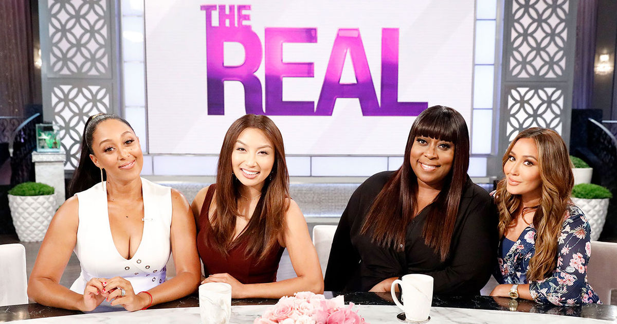 Monday on 'The Real': Booze-icles
