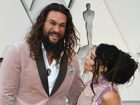 Lenny Kravitz Says Jason Momoa Is Like a 'Brother,' Talks About Their…