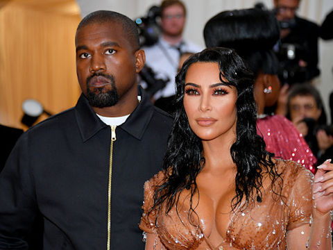 Kanye West Slammed for Ditching Kim Kardashian in an Elevator with Shopping…