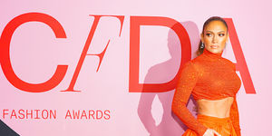 Must-See Looks at the CFDA Fashion Awards, from J.Lo to Bella