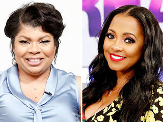 April Ryan, Keshia Knight Pulliam