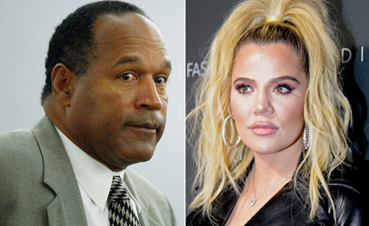 O.J. Simpson Denies Rumors Khloé Kardashian Is His Daughter