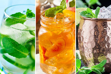 Refreshing Drinks to Sip by the Pool!