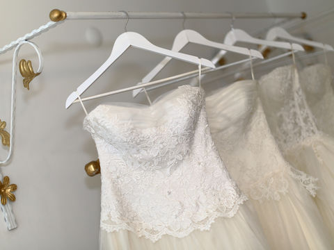 Bride's Mother-in-Law Also Wore a Wedding Dress... Yes, Really