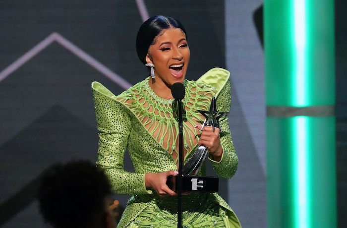 Cardi B Tried to Trademark 'Okurrr'… But She Was Denied