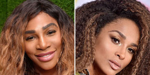 Ciara and Serena Williams' Daughters Have the Cutest Swim Playdate