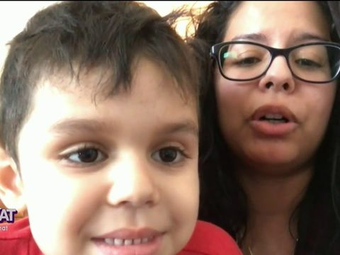 A Special Surprise for a Mom Whose Son Has Leukemia