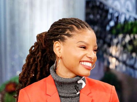 Original 'Little Mermaid' Stands Up for Halle Bailey's Casting in…