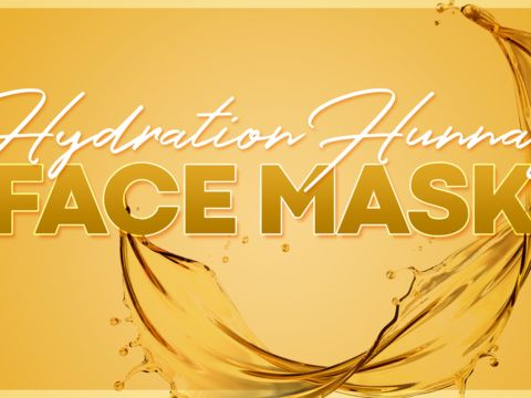 DIY: Hydration Hunnay Face Mask