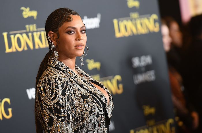 Beyoncé Wowed at 'Lion King' Premiere, and Released a New Song from the Film!
