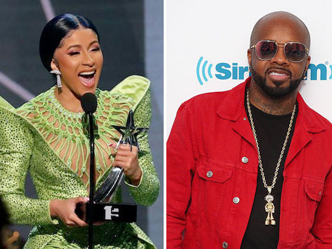 Jermaine Dupri Had This to Say About Female Rappers, and Cardi B Clapped Back