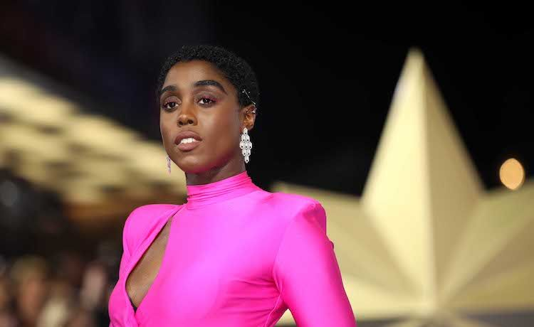 Actress Lashana Lynch to Step into Role of 007