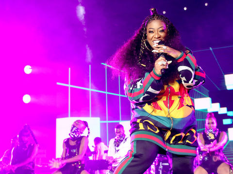 Missy Elliott Gets Real About Her Rise to Fame