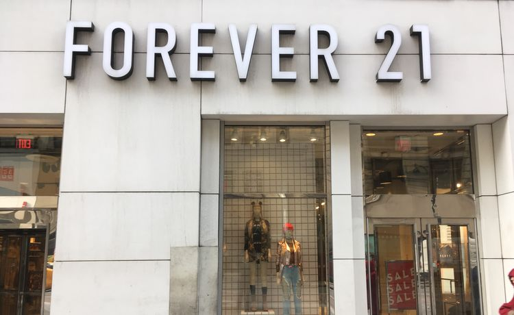 Forever 21 Apologizes For Sending Diet Bars With Online Orders