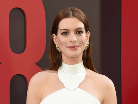 Gender of Anne Hathaway's Second Baby Revealed!