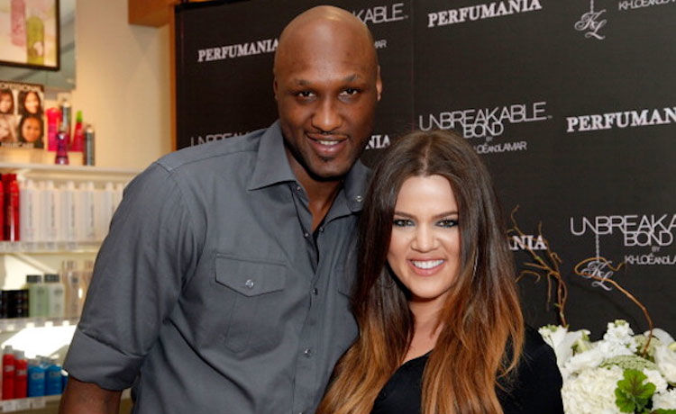 Khloé Kardashian Is 'Happy' for Lamar Odom and His Engagement to Sabrina Parr