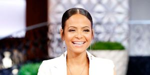 Christina Milian Celebrates Baby No. 2 With Gender Reveal Party