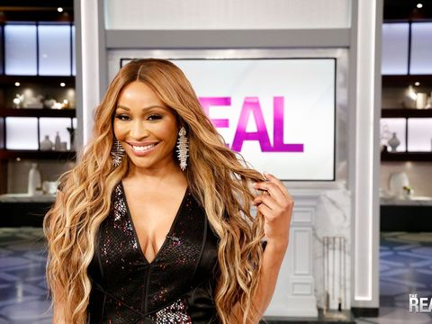 Engaged Cynthia Bailey Admits She's a 'Thirsty Bride'!
