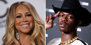 Mariah Carey Congratulates Lil Nas X on Breaking Her Song's Record!