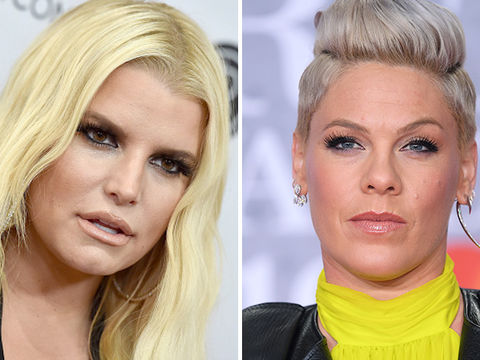 Jessica Simpson Mom-Shamed for Dying Daughter's Hair — So Pink Did This to…