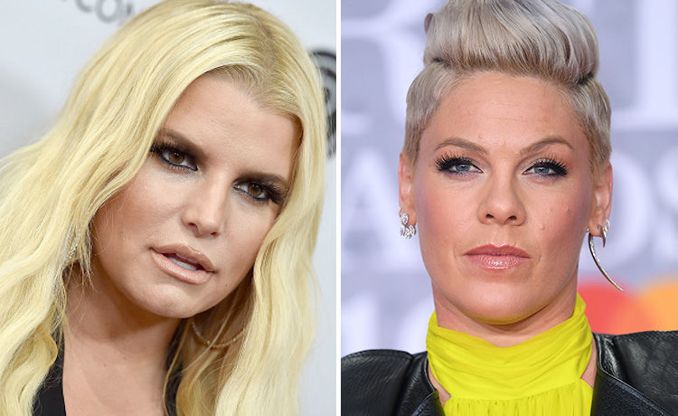 Jessica Simpson Mom-Shamed for Dying Daughter's Hair — So Pink Did This to Support Her