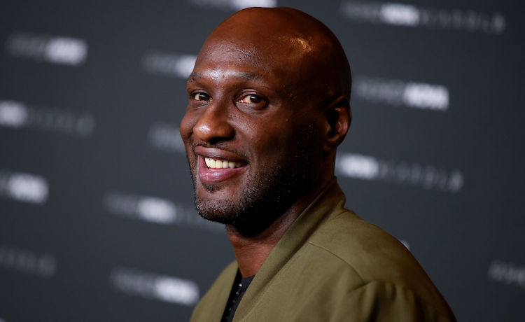 Lamar Odom Gushes About His 'Queen' In New Instagram Pic