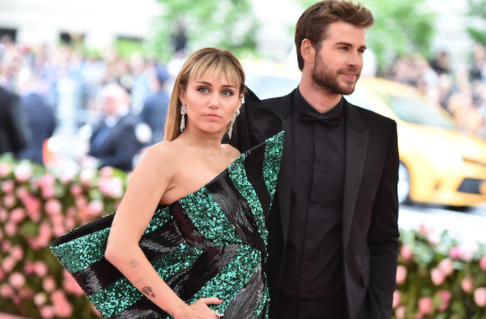 Liam Hemsworth Breaks His Silence on Miley Split