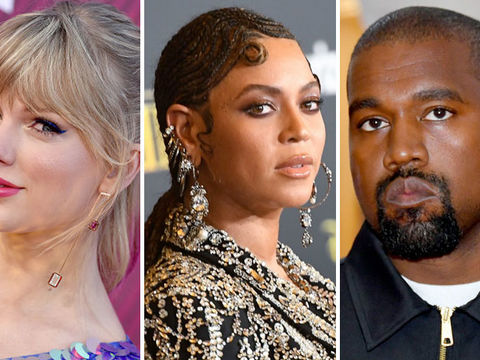 How Beyoncé Reacted to That Taylor Swift & Kanye West VMAs Moment