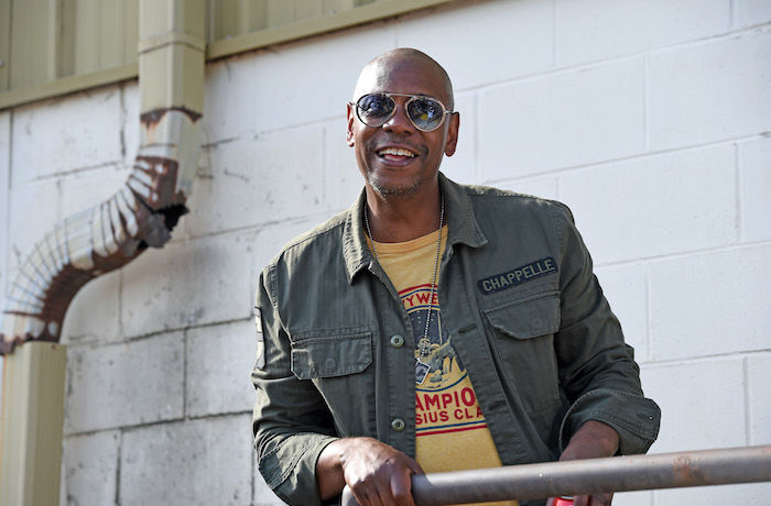 Dave Chappelle Reveals 'Chappelle's Show' Will Return to Netflix!