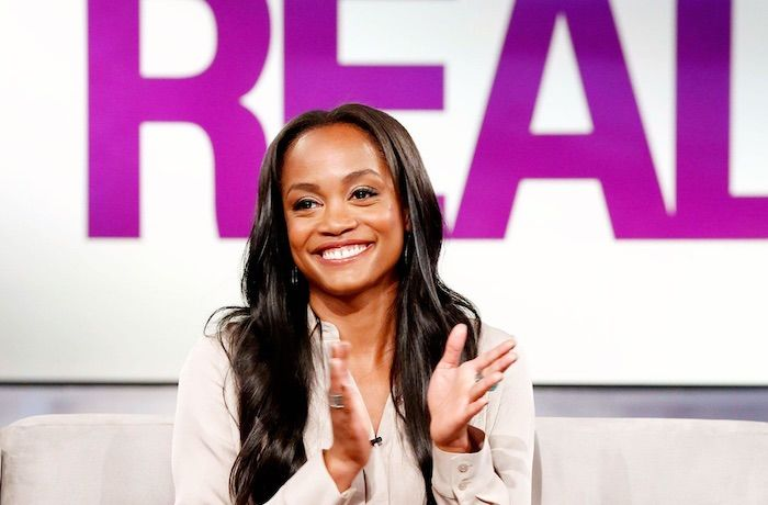 'Bachelorette' Rachel Lindsay Ties the Knot