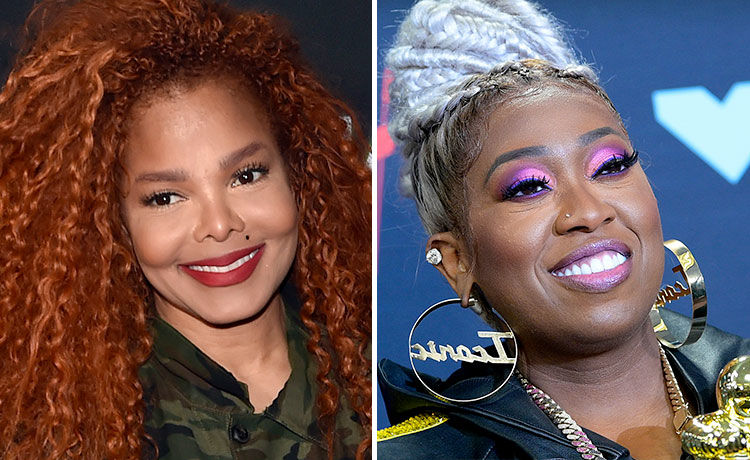 Janet Jackson Shares the Sweetest Message for Missy Elliott!