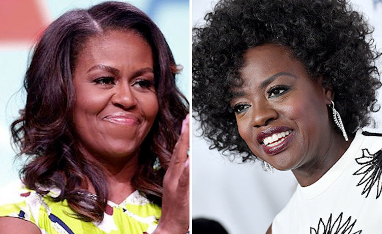 Viola Davis Set to Play Michelle Obama in 'First Ladies' Series