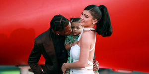Stormi Webster Is Travis Scott's Mini-Me!