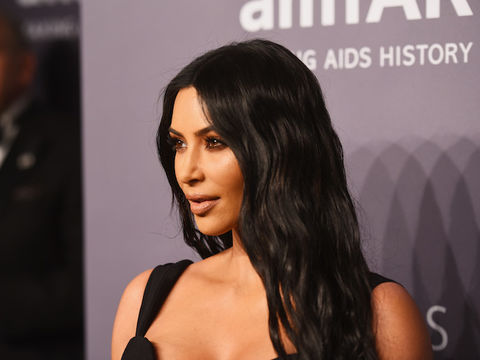 Kim Kardashian FURIOUS Over Ill-Fitting Versace Dress!
